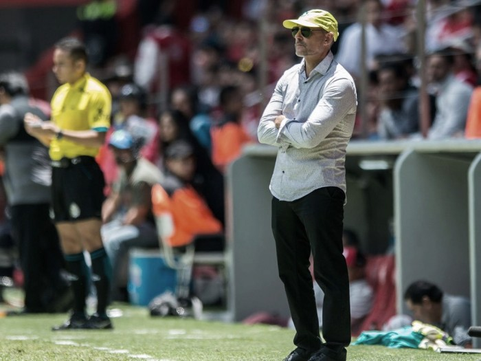 """Javier Torrente: """"Soy el responsable del momento del equipo"""""""