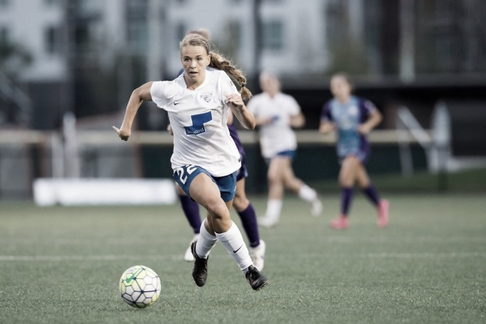 Boston Breakers waive midfielder Stephanie Verdoia
