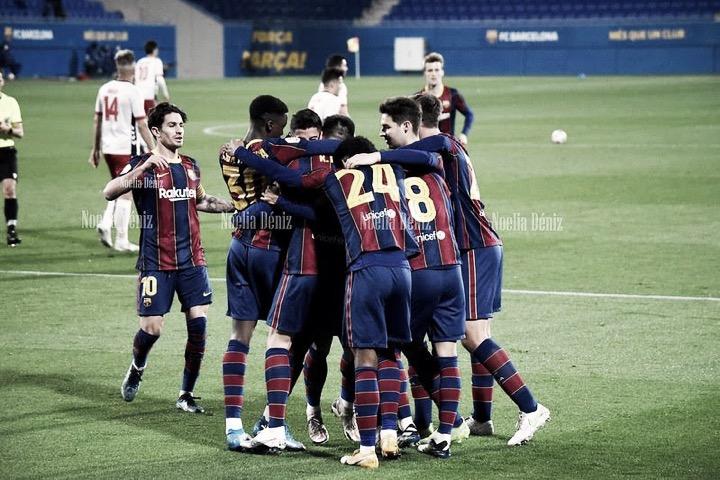 Previa Badalona - FC Barcelona B: la última jornada