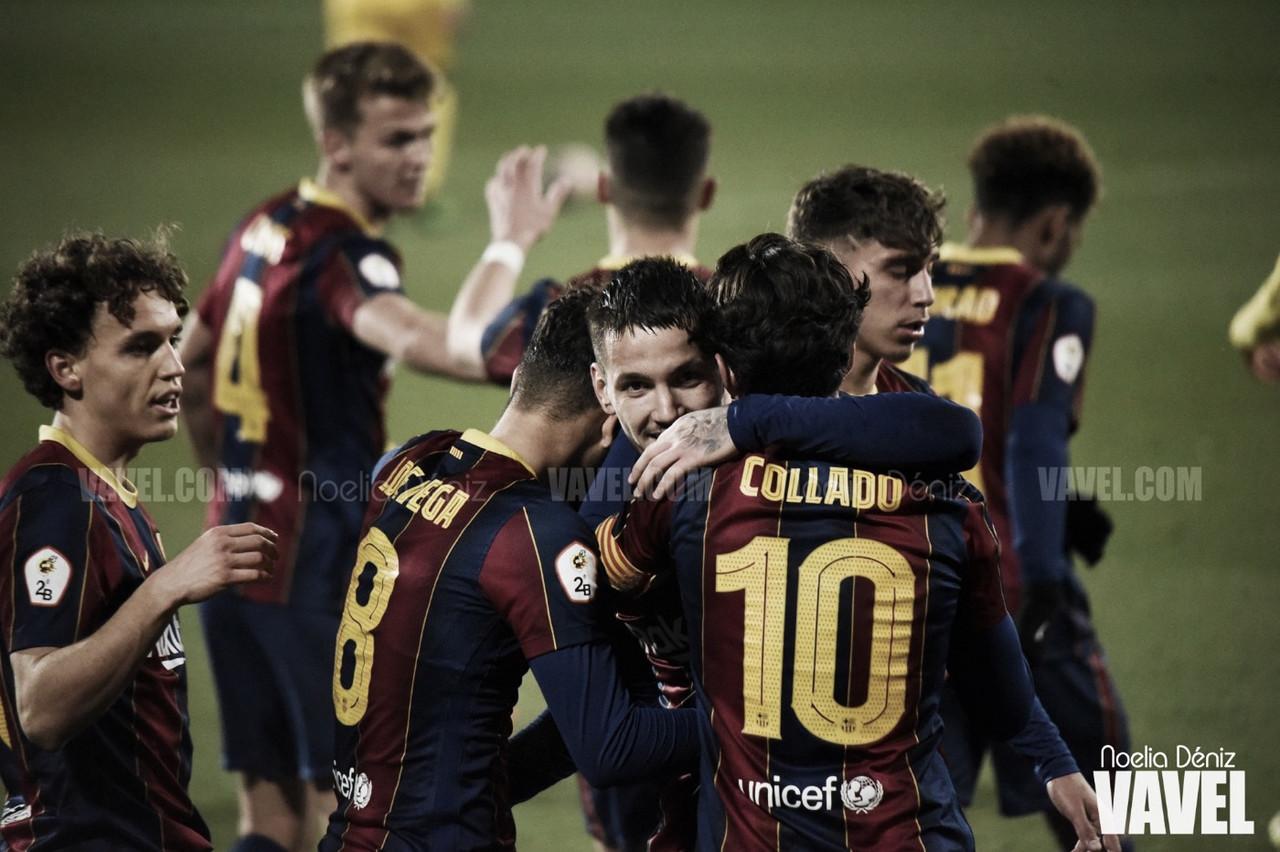 Previa Nàstic-Barça B: duelo por el liderato