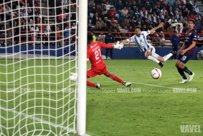 Pachuca, a la final del Torneo de Copa Mx