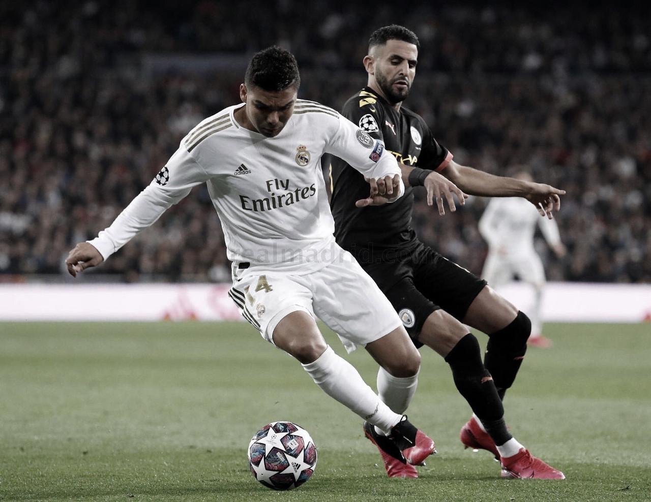 El Real Madrid llega a la Champions pisando el acelerador