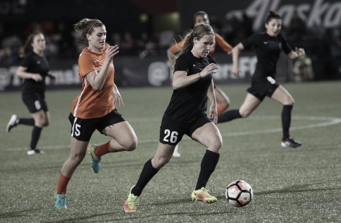 Portland Thorns and Houston Dash end Invitational with a tie