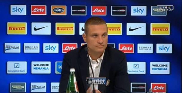 "Inter, ecco Vidic: ""Ho scelto un grande club"""