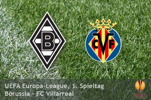 Borussia Mönchengladbach vs Villarreal CF: Live Stream, Football scores and Result of Europa League