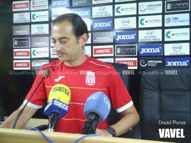 "Simón Ruiz: ""Nunca he pensado en dimitir"""