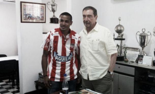 Macnelly Torres espera el aval de la FIFA para poder jugar con Junior