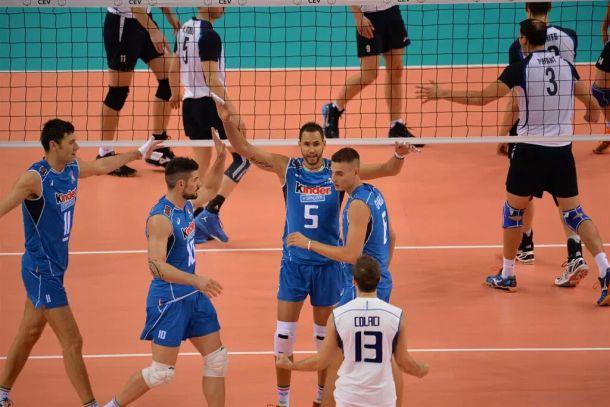 EuroVolley 2015: l'Italia batte l'Estonia 3-0