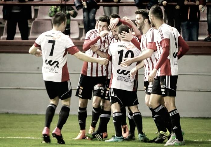 Previa UD Logroñés - Osasuna Promesas: tres puntos para volver a sonreír