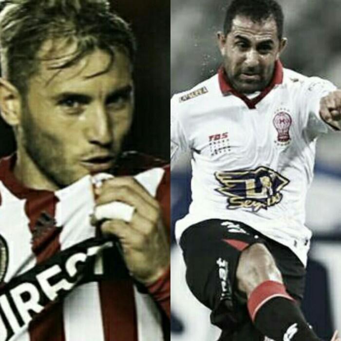 Cara a cara entre Gastón Fernández y Daniel Montenegro