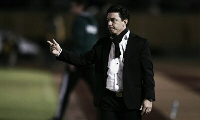 """Gallardo: """"En este momento, el equipo necesita del apoyo de los hinchas"""""""