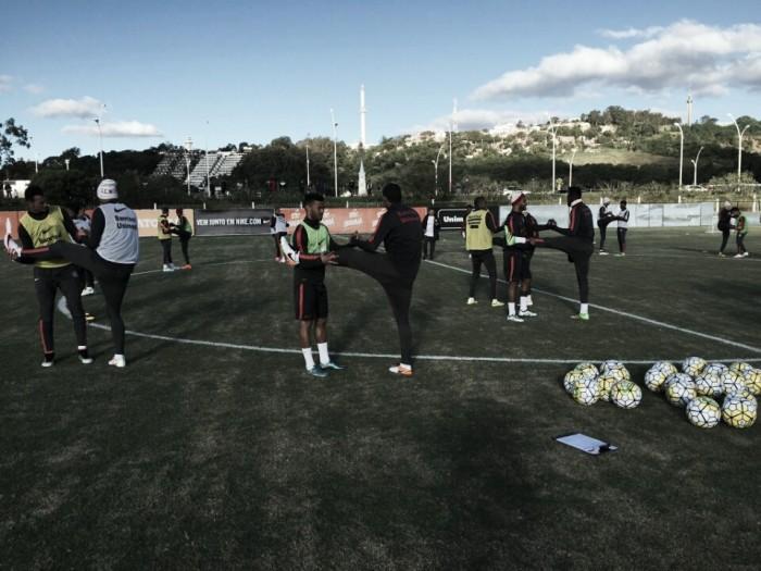 Internacional deve contar com retorno de Rodrigo Dourado para próxima partida no Brasileirão