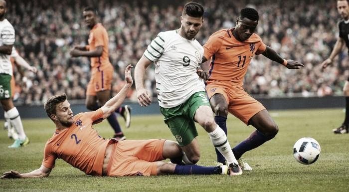 Verso Euro 2016, De Jong risponde ad O'Shea: 1-1 tra Irlanda e Olanda