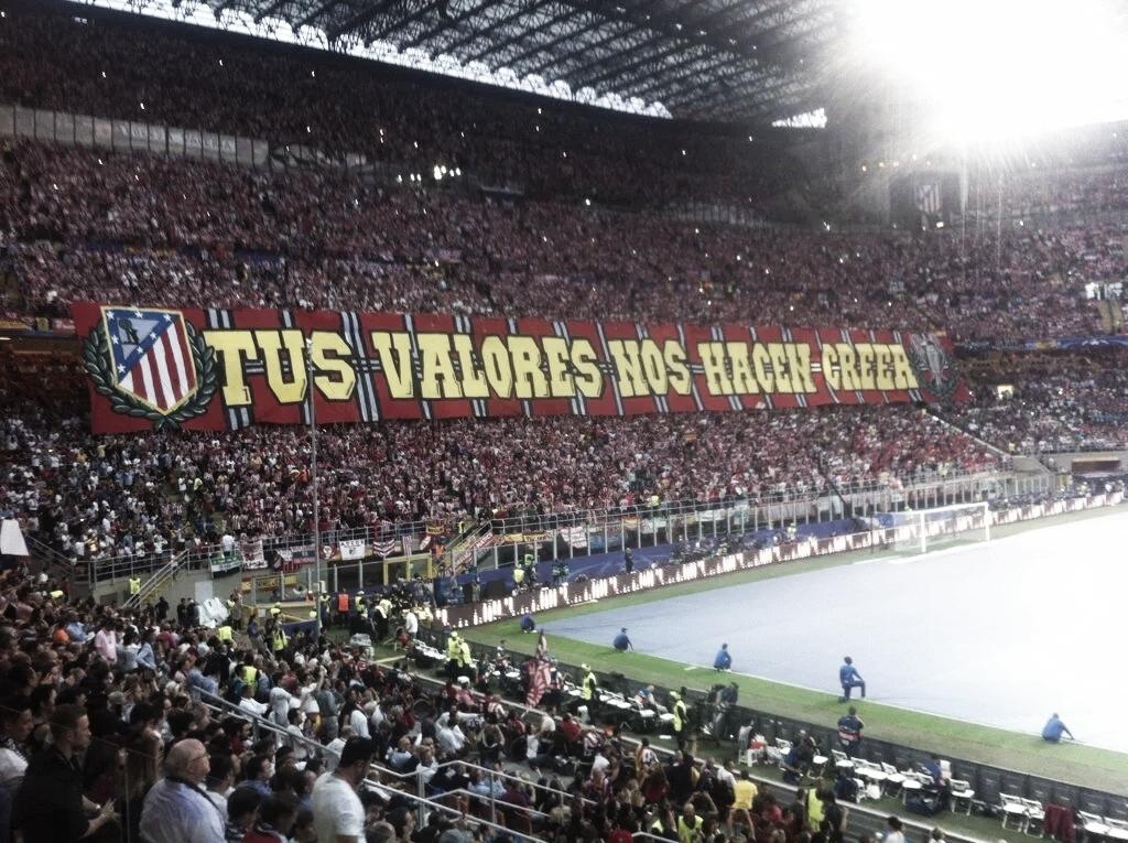 Milán, la espina de Simeone
