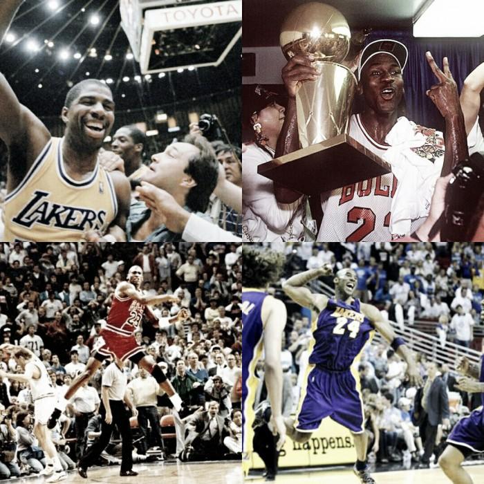 Dia 14 de junho na história da NBA: Lakers e Bulls dominam data com vários campeões