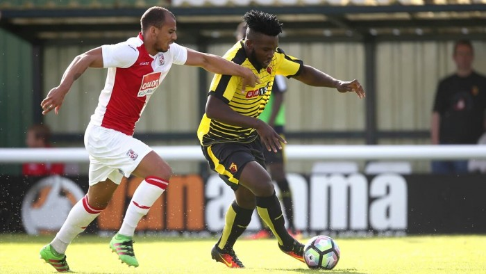 Isaac Success: hard work to pay off soon