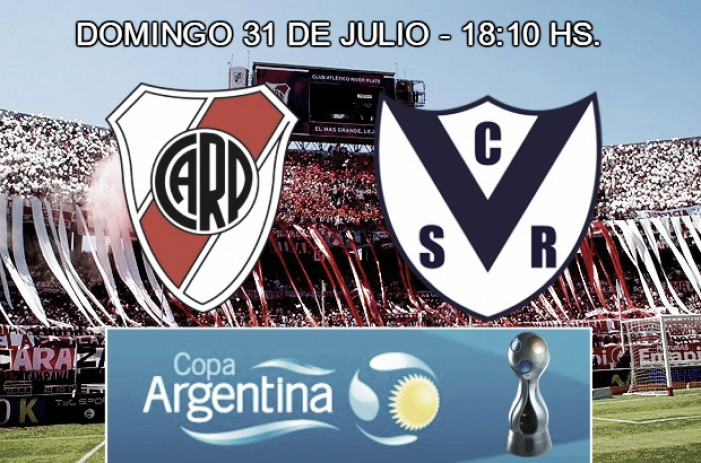 Ver River vs Sportivo Rivadavia en vivo