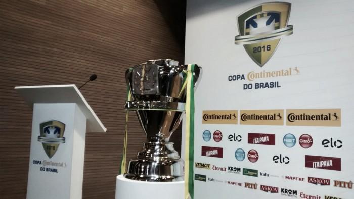 Sem clássicos estaduais, sorteio dos jogos das oitavas de final da Copa do Brasil são definidos