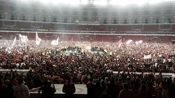 Internacional promove jogo em comemoração aos dez anos do título da Libertadores de 2006