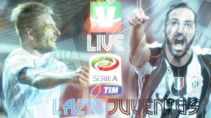 Resultado Lazio x Juventus no Campeonato Italiano 2016/17 (0-1)