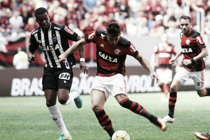 Lutando pelo título brasileiro, Flamengo e Atlético-MG duelam no Mineirão