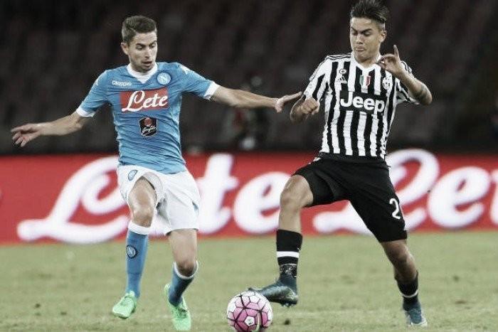 Juventus mede forças com Napoli em jogo recheado de grandes ingredientes