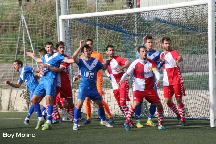 El Sabadell acaba con la imbatibilidad del CF Badalona