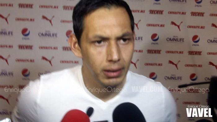 """Rodolfo Cota: """"La falta de concentración nos hizo perder el juego"""""""