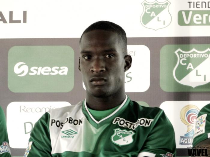 """Yonathan Murillo: """"No sé si es por necesidad, pero estoy listo para jugar"""""""