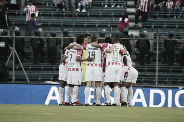 Cruz Azul 1-0 Necaxa: puntuaciones de Necaxa en la Jornada 1 de la Liga MX Clausura 2017