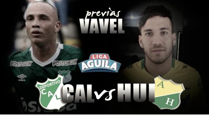 Deportivo Cali vs. Atlético Huila: sumar de a tres es necesario