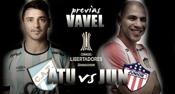 Atlético Tucumán vs Atlético Junior:A un paso de la primera mitad de la gloria
