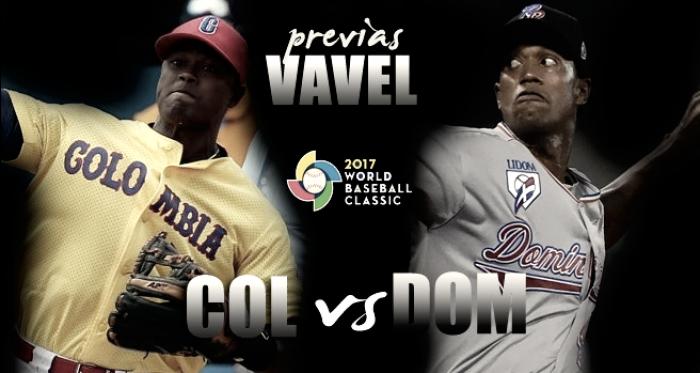 Rep. Dominicana- Colombia: por una victoria que los lleve a segunda ronda