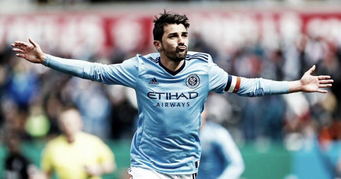 New York City FC 4-0 D.C. United: City steamroll past DC in home opener