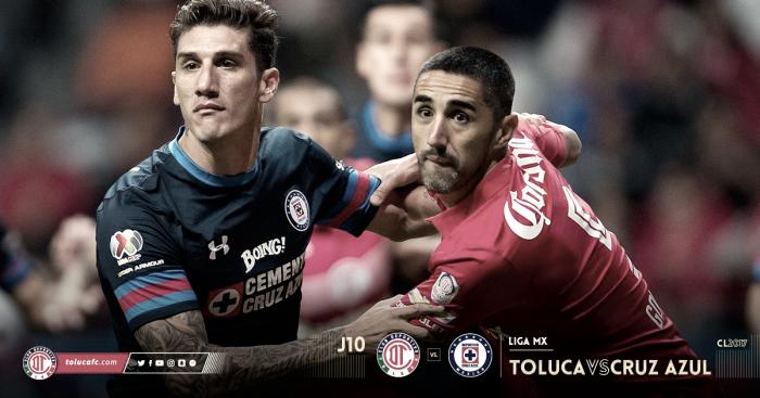 Toluca 0-2 Cruz Azul: puntuacionesde la Máquina en la Jornada 14 del Clausura 2017