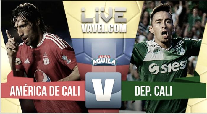 América vs Deportivo Cali en vivo online por Liga Águila 2017