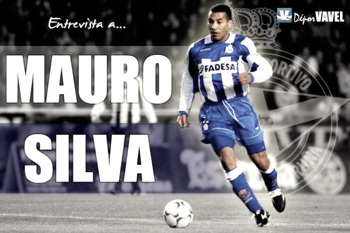 """Entrevista. Mauro Silva: """"Me encantaría volver al Dépor"""""""