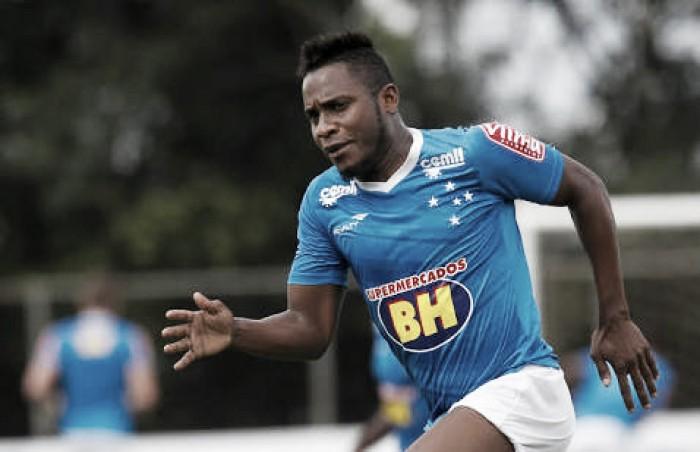 Volante Willians é emprestado pelo Cruzeiro ao Goiás até o fim de 2017