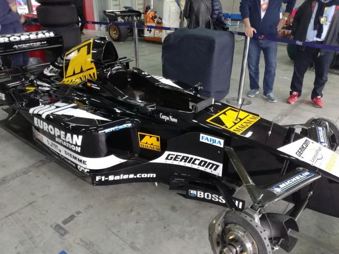 Historic Minardi Day - Il mattino del Day1 per l'esordio di Minardi