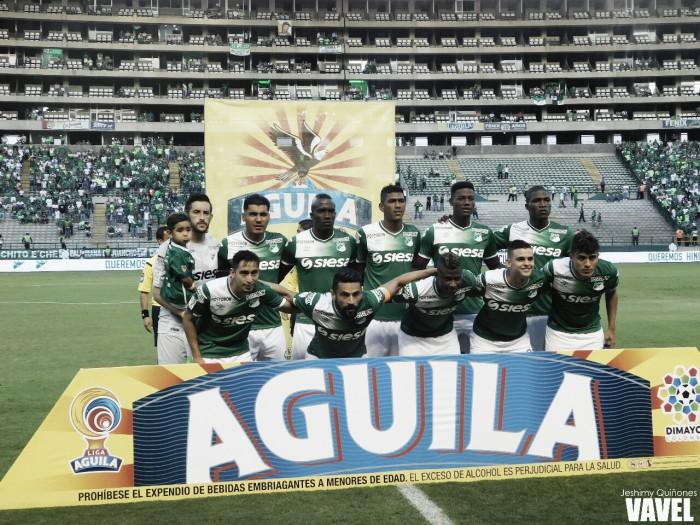 Datos del Deportivo Cali: Capítulo Medellín
