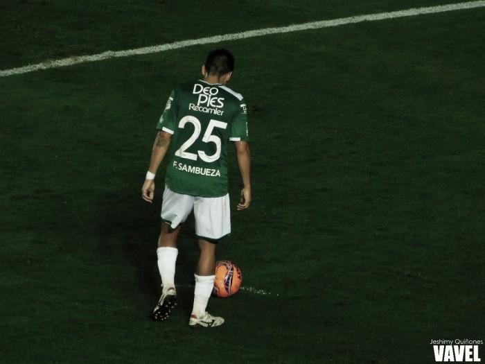 """Fabián Sambueza: """"Como hincha no me lo pensaría"""""""