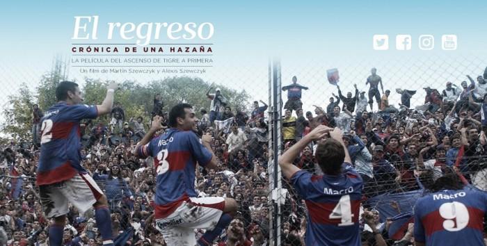"""Entradas para """"El regreso, Crónica de una hazaña"""""""