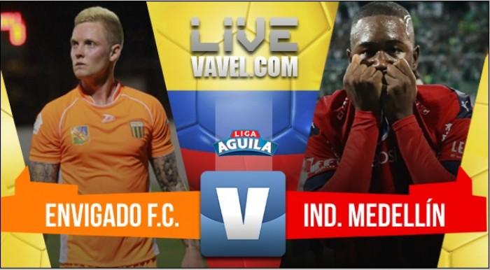 Envigado 0-2 Independiente Medellín, así lo vivimos
