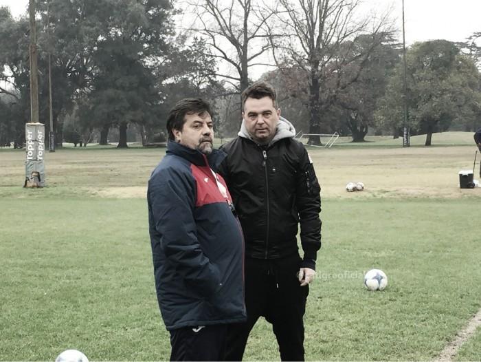 "Caruso Lombardi: ""Me gusta darle chances a los jugadores"""