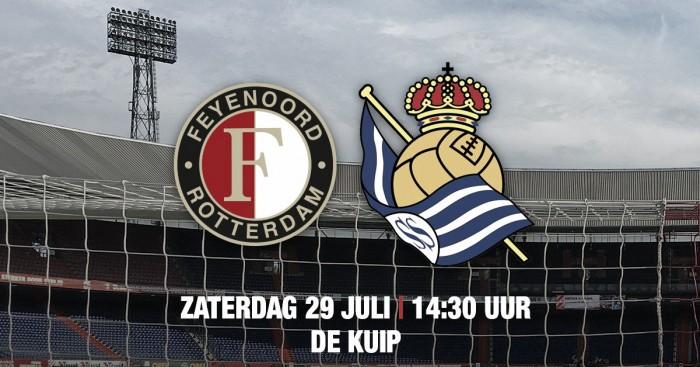 Previa Feyenoord - Real Sociedad: conocidos de pretemporada