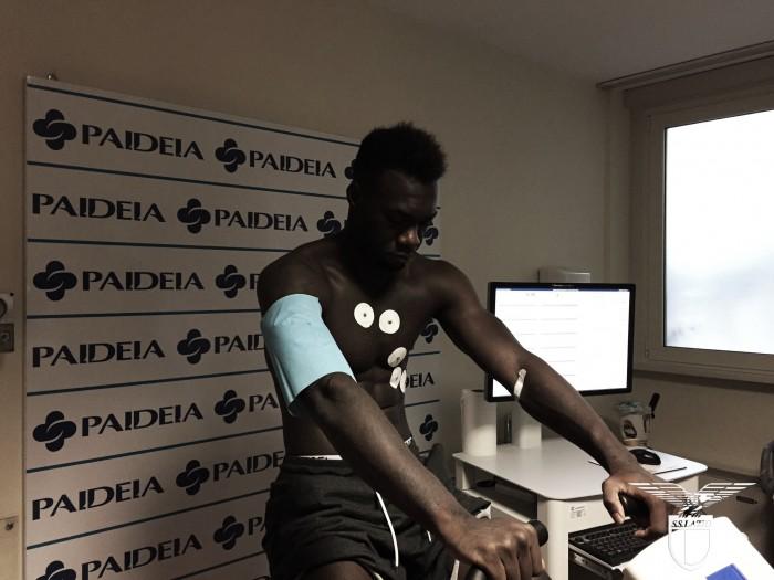 Caicedo pasa la revisión médica con la Lazio