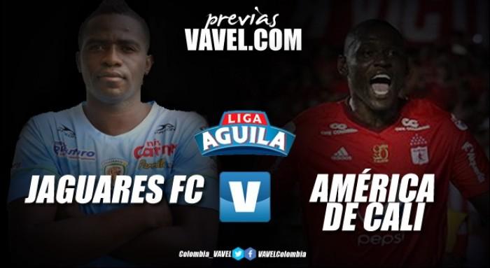 Jaguares FC vs América de Cali: Prueba de 'fuego' en el calor de Montería