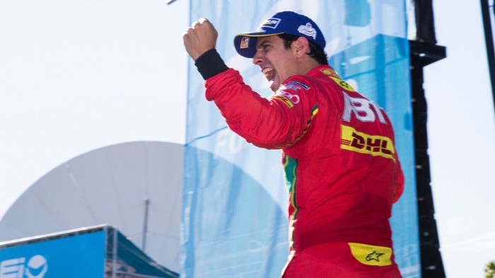 Formula E: Di Grassi seals the championship as Vergne takes maiden win