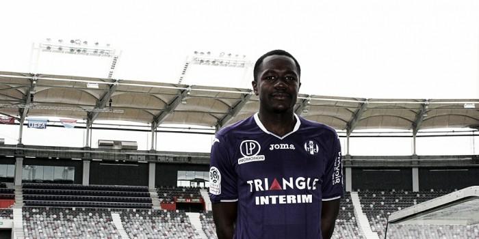 Emprestado pelo Stoke City, volante Imbula volta à França para jogar no Toulouse