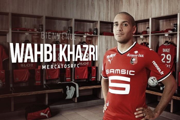 Emprestado pelo Sunderland, meia Khazri condiz com às necessidades do Rennes